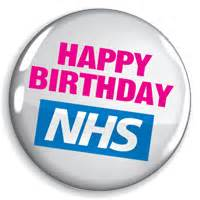 Image result for happy birthday nhs